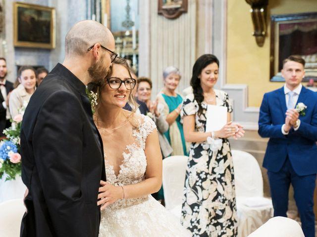 Il matrimonio di Fabio e Micaela a Truccazzano, Milano 36