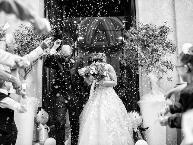 Il matrimonio di Fabio e Micaela a Truccazzano, Milano 38