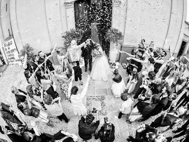 Il matrimonio di Fabio e Micaela a Truccazzano, Milano 39