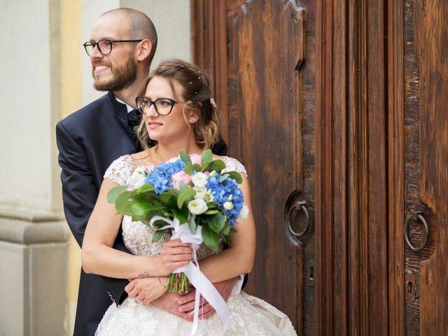 Il matrimonio di Fabio e Micaela a Truccazzano, Milano 42