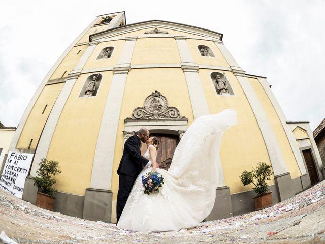 Il matrimonio di Fabio e Micaela a Truccazzano, Milano 43
