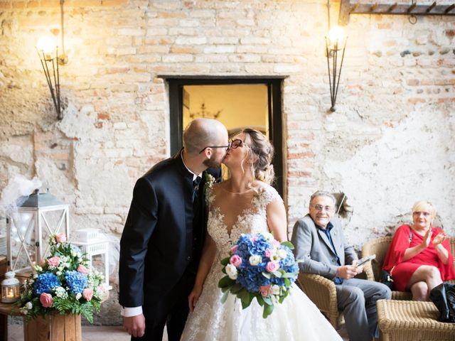 Il matrimonio di Fabio e Micaela a Truccazzano, Milano 44