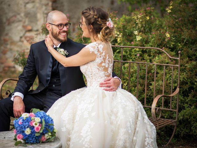 Il matrimonio di Fabio e Micaela a Truccazzano, Milano 46