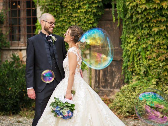 Il matrimonio di Fabio e Micaela a Truccazzano, Milano 47