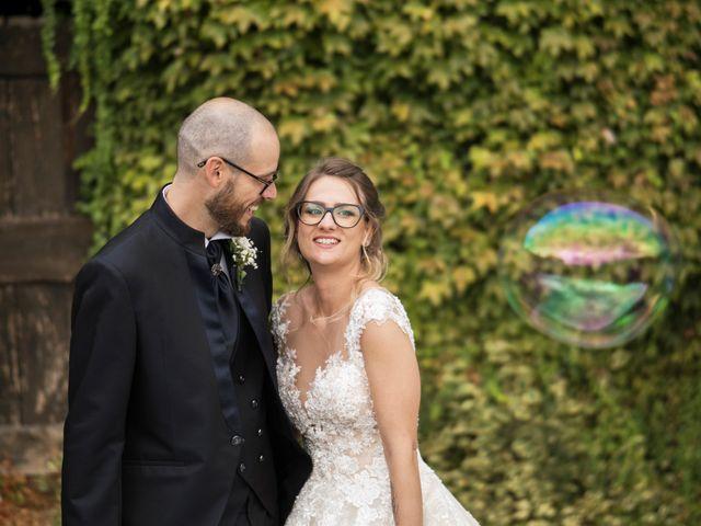 Il matrimonio di Fabio e Micaela a Truccazzano, Milano 48