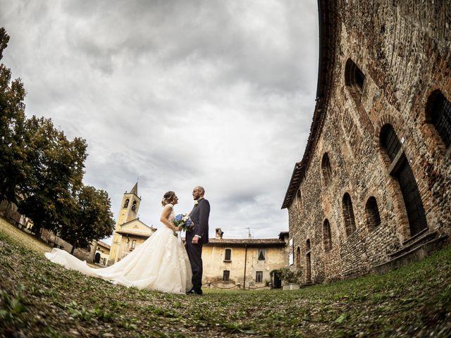 Il matrimonio di Fabio e Micaela a Truccazzano, Milano 50