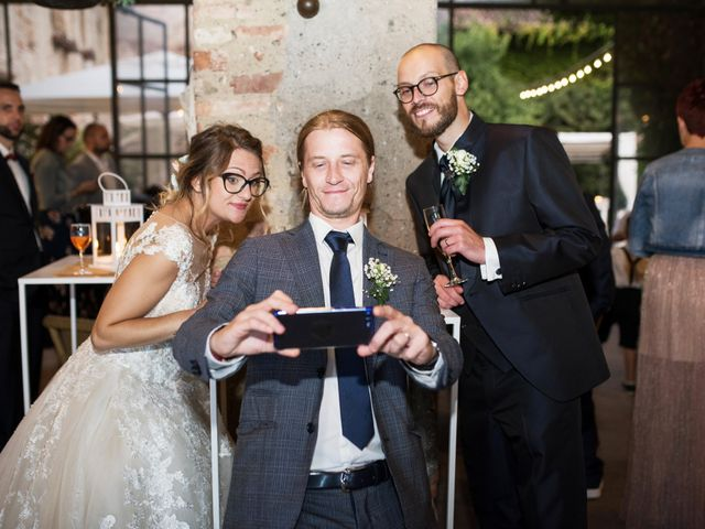 Il matrimonio di Fabio e Micaela a Truccazzano, Milano 53