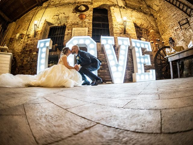 Il matrimonio di Fabio e Micaela a Truccazzano, Milano 55