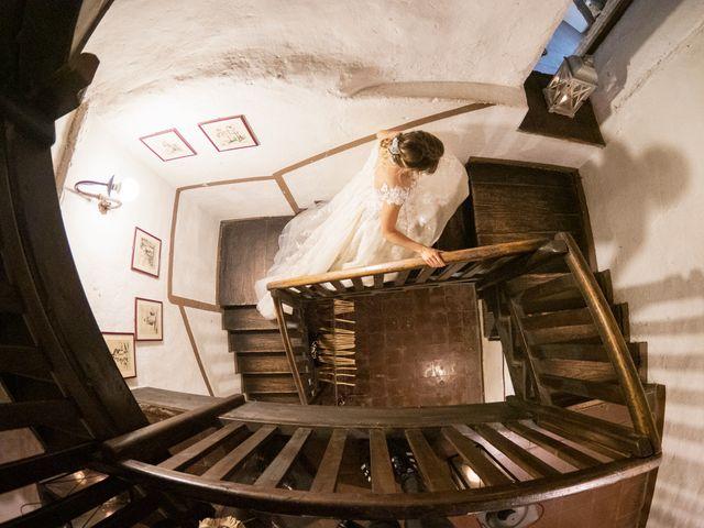 Il matrimonio di Fabio e Micaela a Truccazzano, Milano 56