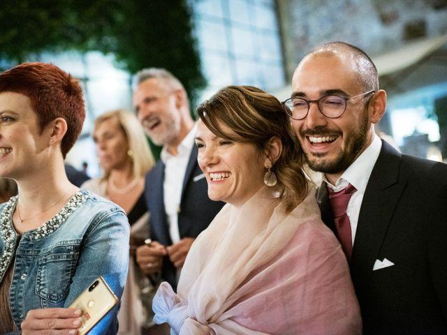 Il matrimonio di Fabio e Micaela a Truccazzano, Milano 63