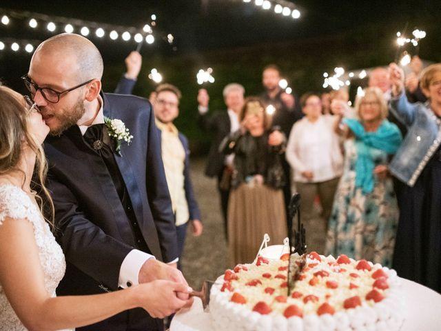 Il matrimonio di Fabio e Micaela a Truccazzano, Milano 65