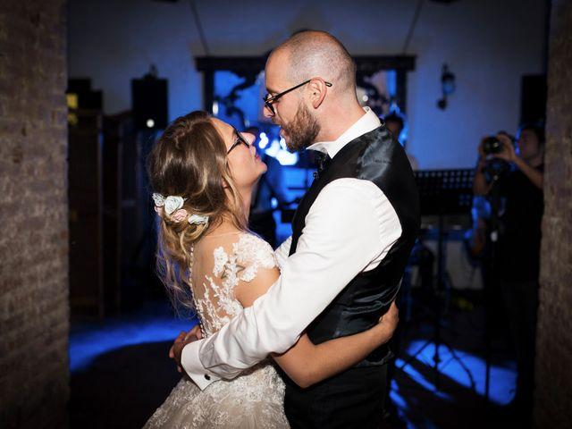 Il matrimonio di Fabio e Micaela a Truccazzano, Milano 70