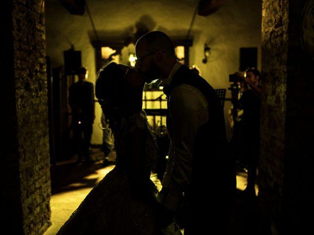 Il matrimonio di Fabio e Micaela a Truccazzano, Milano 71