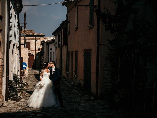 Il matrimonio di Alice e Federico a Rimini, Rimini 60