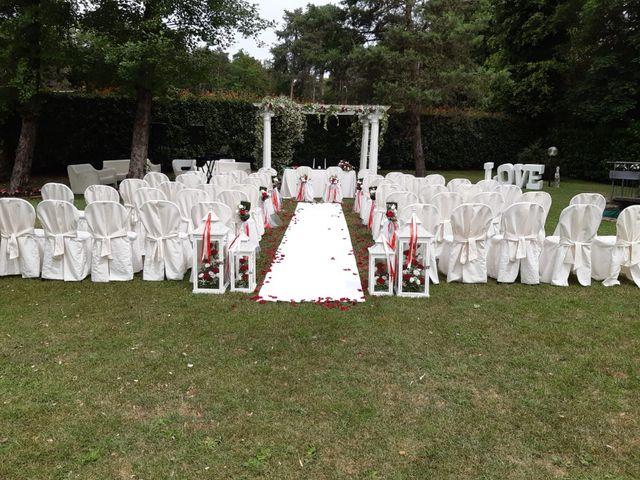 Il matrimonio di Giovanni e Laura a Cogliate, Monza e Brianza 5