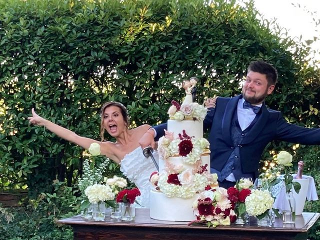 Il matrimonio di Igor e Elisa a Monticelli Brusati, Brescia 1