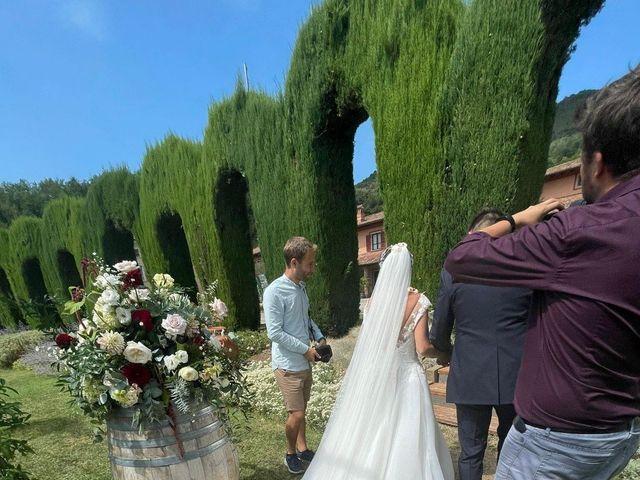 Il matrimonio di Igor e Elisa a Monticelli Brusati, Brescia 6