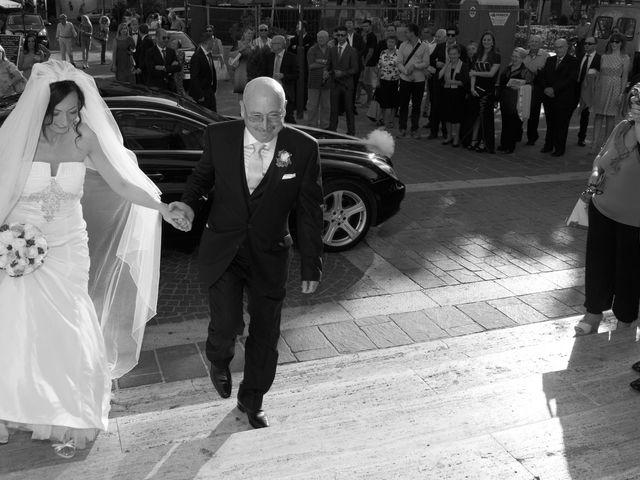 Il matrimonio di Andrea e Simona a Pescara, Pescara 24