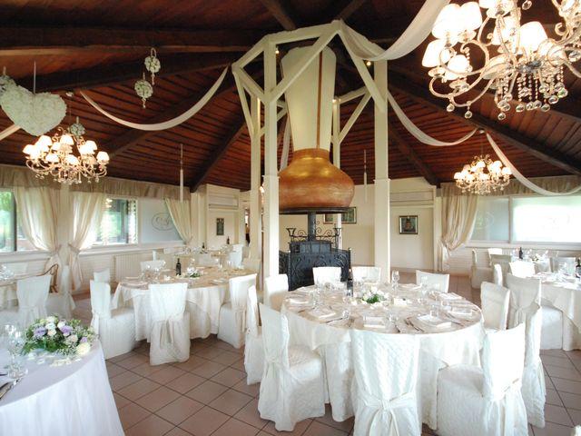 Il matrimonio di Alex e Vanessa a Truccazzano, Milano 2