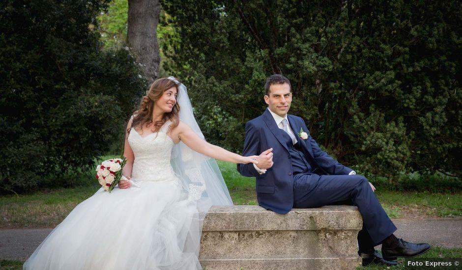 Il matrimonio di Giuseppe e Isabella a Ferrara, Ferrara