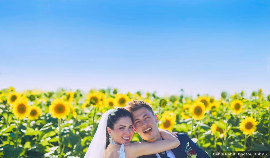 Il matrimonio di Mario e Lisa a Minerbio, Bologna