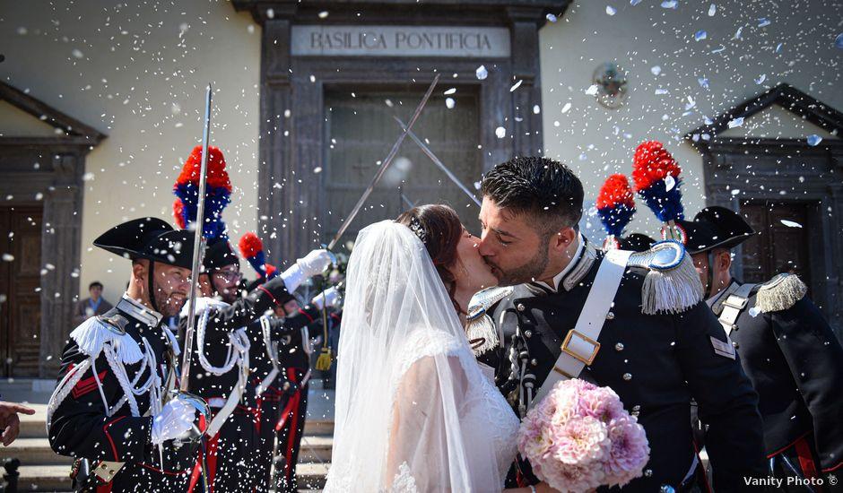 Il matrimonio di Luca e Doride a Castellammare di Stabia, Napoli