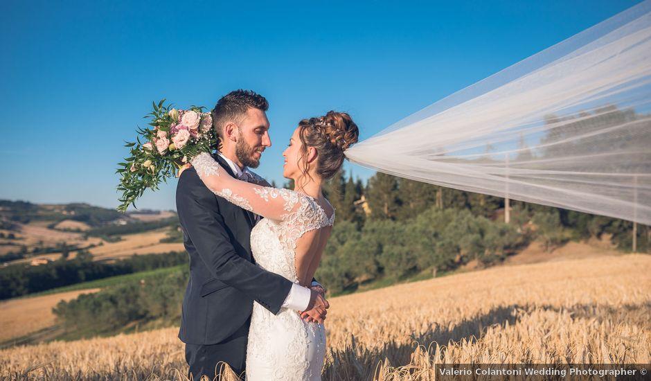 Il matrimonio di Lorenzo e Consuelo a Montespertoli, Firenze