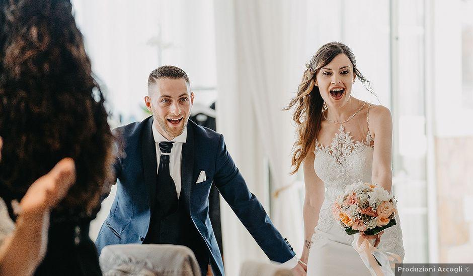 Il matrimonio di Roberta e Marco a Montesano Salentino, Lecce