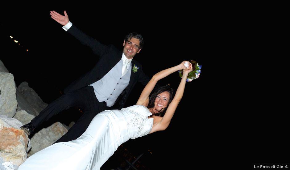 Il matrimonio di Andrea e Simona a Pescara, Pescara