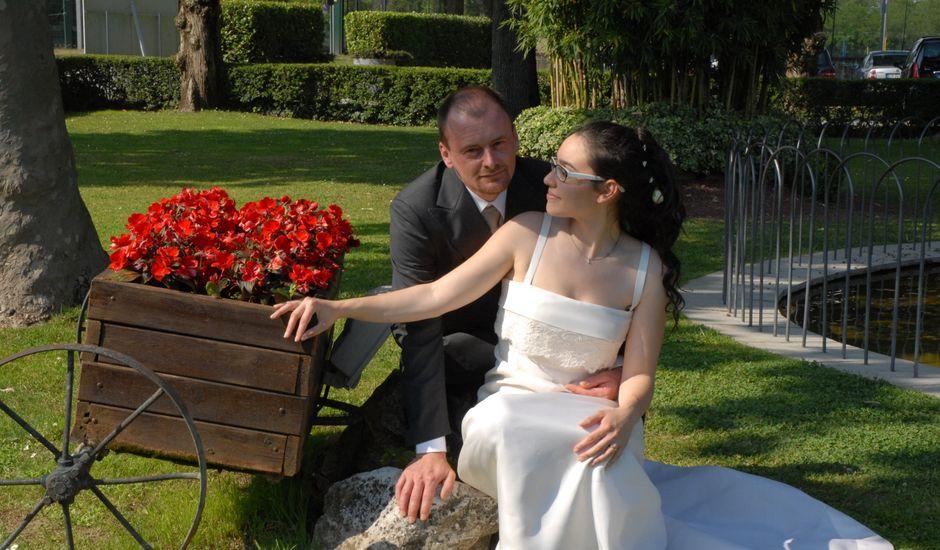 Il matrimonio di Alex e Vanessa a Truccazzano, Milano