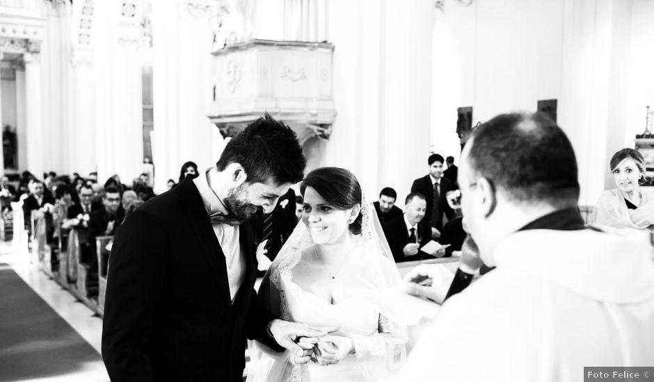 Il matrimonio di Savio e Grazia a Brucoli, Siracusa