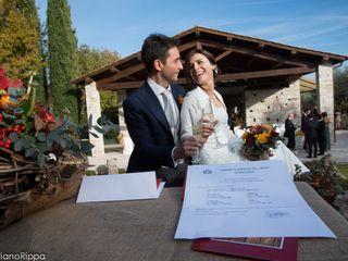 Le nozze di Gabriele e Daria
