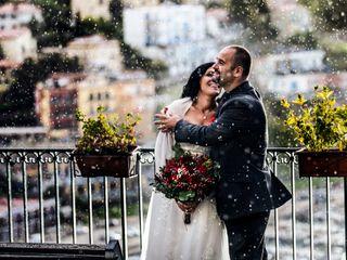 Le nozze di Romina e Gianni