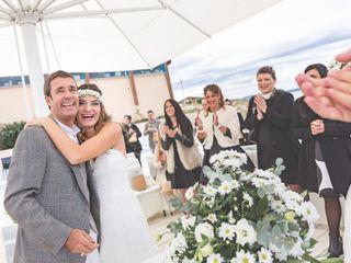 Le nozze di Alessandra e Pepi
