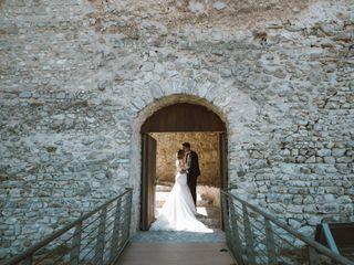 Le nozze di Mena e Matteo