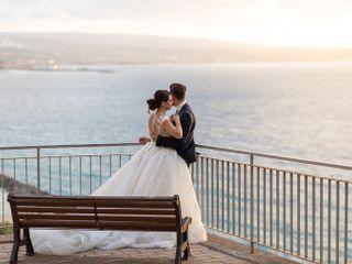 Le nozze di Saverio e Maria Teresa
