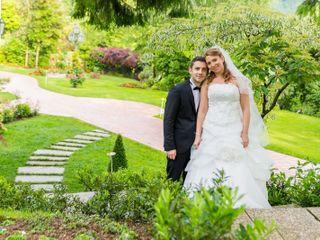 Le nozze di Cristina e George 1