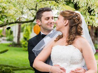 Le nozze di Cristina e George
