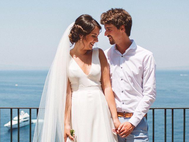 Le nozze di Jodie e Ashley