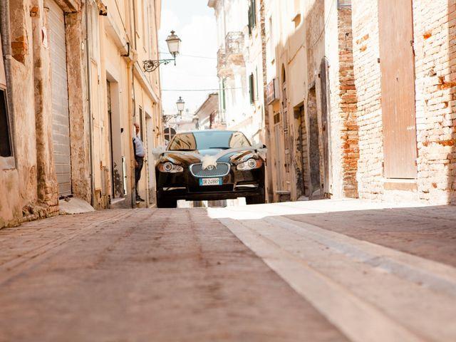 Il matrimonio di Ramon e Sonia a Città Sant'Angelo, Pescara 13