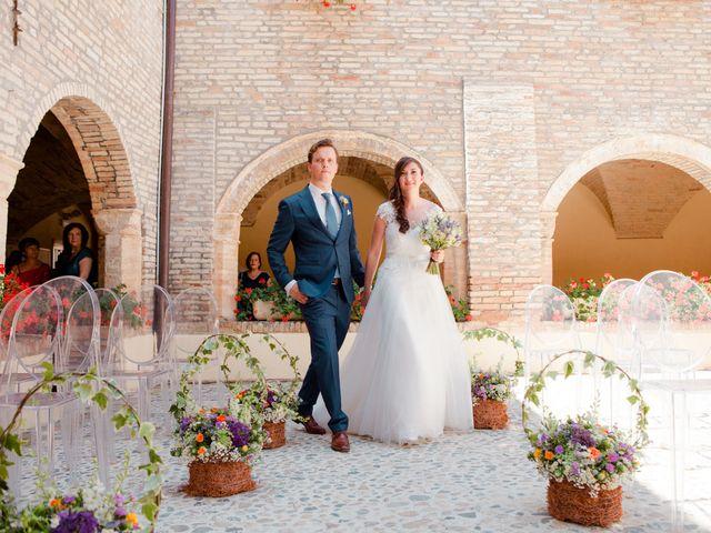 Il matrimonio di Ramon e Sonia a Città Sant'Angelo, Pescara 16