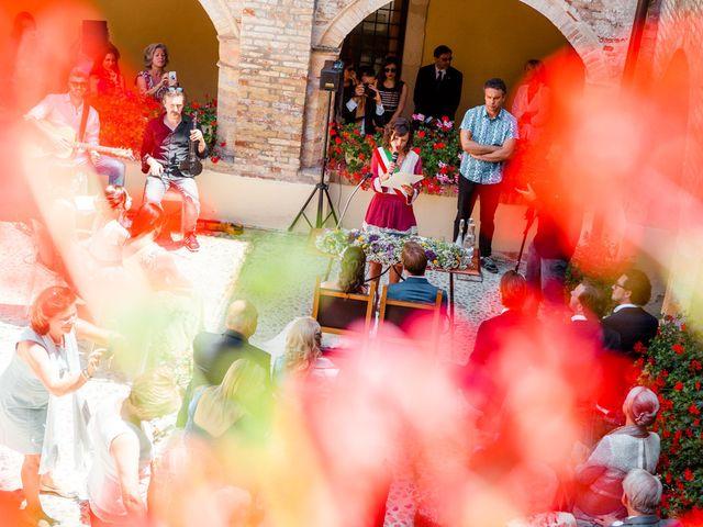 Il matrimonio di Ramon e Sonia a Città Sant'Angelo, Pescara 19