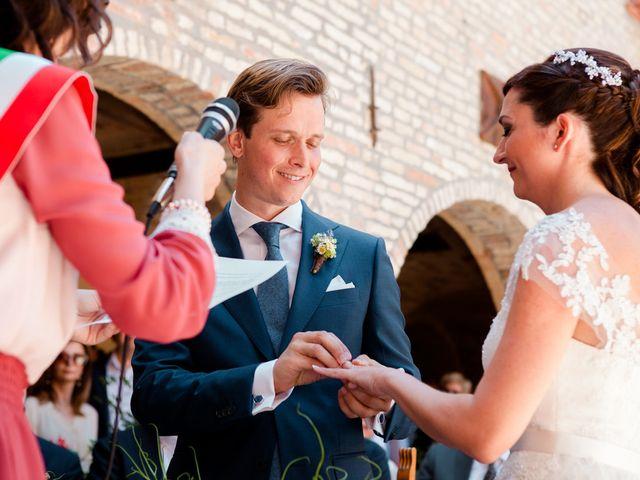 Il matrimonio di Ramon e Sonia a Città Sant'Angelo, Pescara 20
