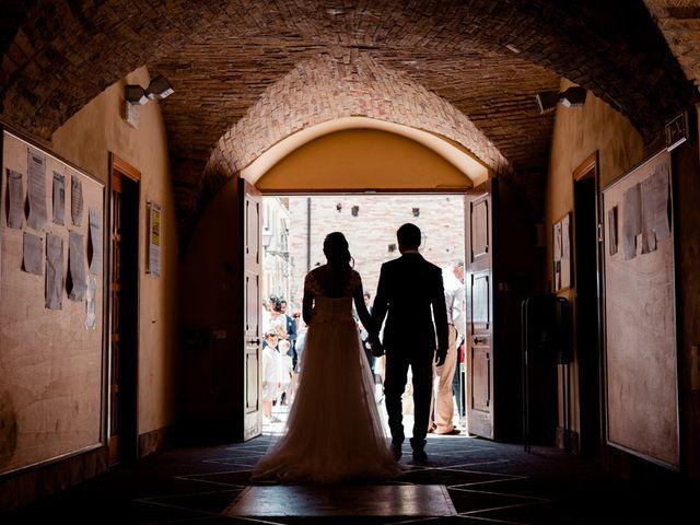 Il matrimonio di Ramon e Sonia a Città Sant'Angelo, Pescara 22