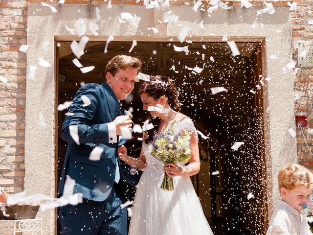 Il matrimonio di Ramon e Sonia a Città Sant'Angelo, Pescara 23