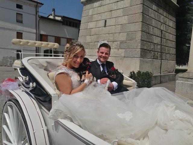 Il matrimonio di Angelo e Fiorina a Quinto Vicentino, Vicenza 3