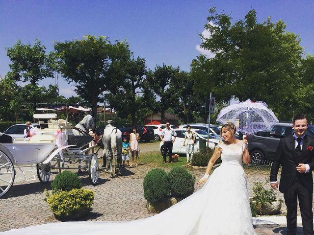 Il matrimonio di Angelo e Fiorina a Quinto Vicentino, Vicenza 9