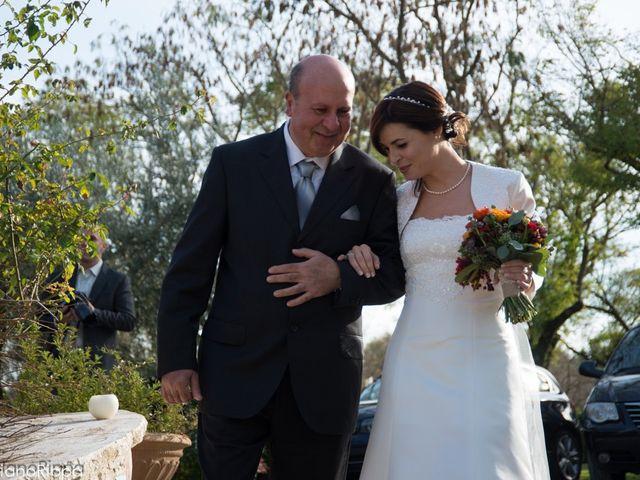 Il matrimonio di Daria e Gabriele a Soriano nel Cimino, Viterbo 6