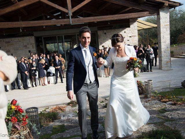 Il matrimonio di Daria e Gabriele a Soriano nel Cimino, Viterbo 7