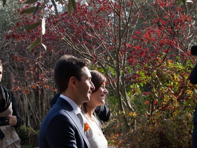 Il matrimonio di Daria e Gabriele a Soriano nel Cimino, Viterbo 8